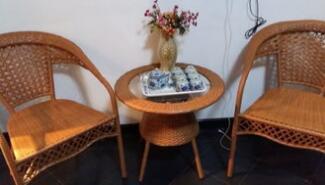 老人家更适合坐什么类型的藤椅