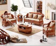 四川藤椅厂家讲诉至古以来藤椅背景