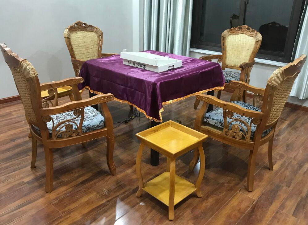 成都茶楼藤椅客户案例