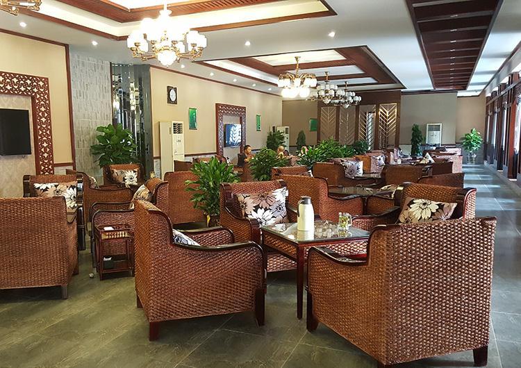 中式茶楼—西安花园酒店配套茶楼