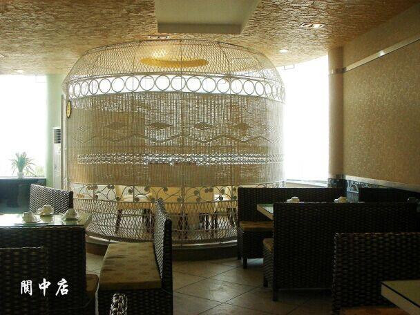 餐厅装饰案例