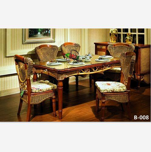 B-008餐桌椅
