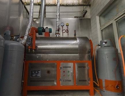 河南蒸汽发生器案例