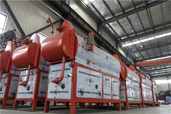 河南蒸汽发生器生产基地