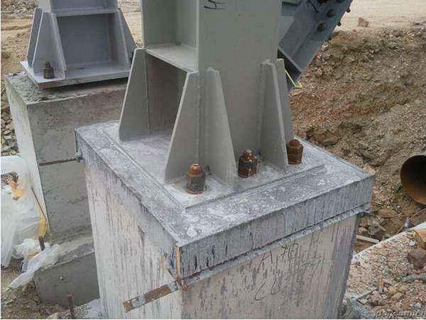 风电灌浆料在风电项目应用中裂纹形成剖析