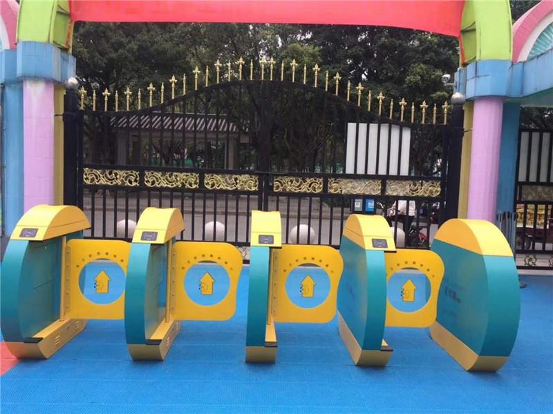 幼儿园测温人脸闸机解决方案