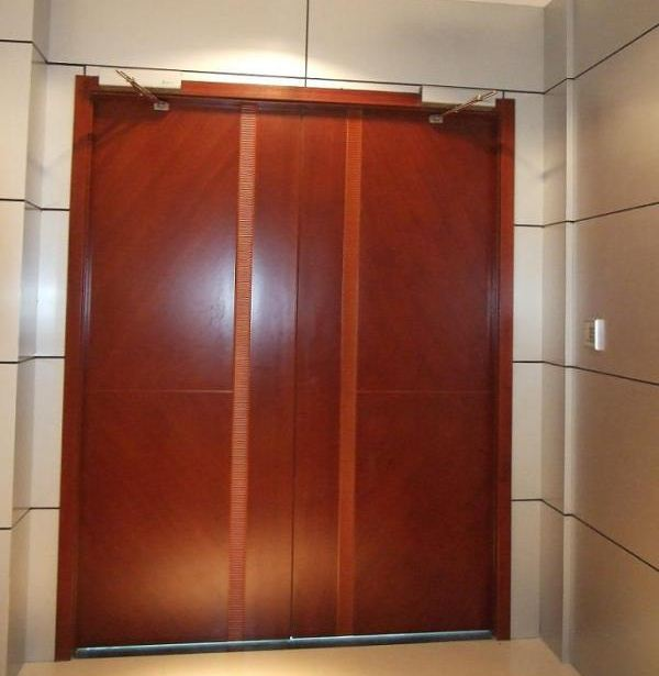 室内平开自动门4--办公室自动门