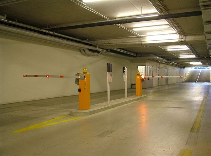Ditec--城市花园地下停车场