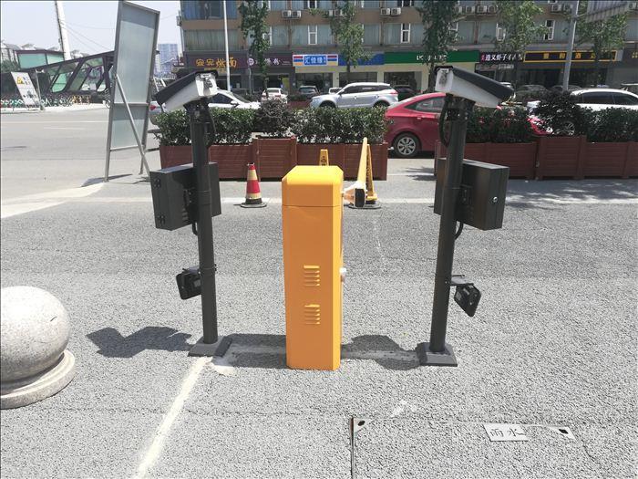 简易式车牌识别系统--停车场车牌识别系统 4