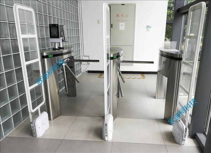 圖書館門禁閘機-上海財經大學