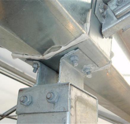 育新温室大棚骨架应用案例