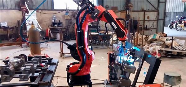 河南智能焊接服务