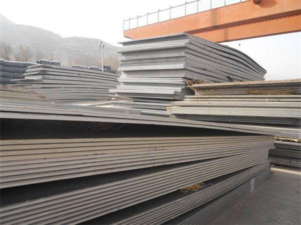 建筑钢板铺设案例
