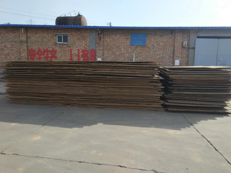 西安钢板租赁公司