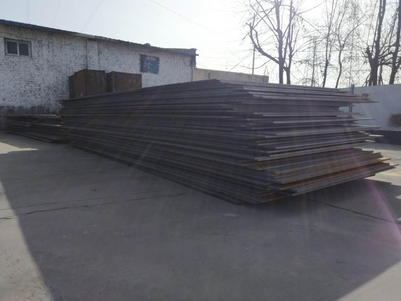 西安建筑铺路钢板租赁厂家