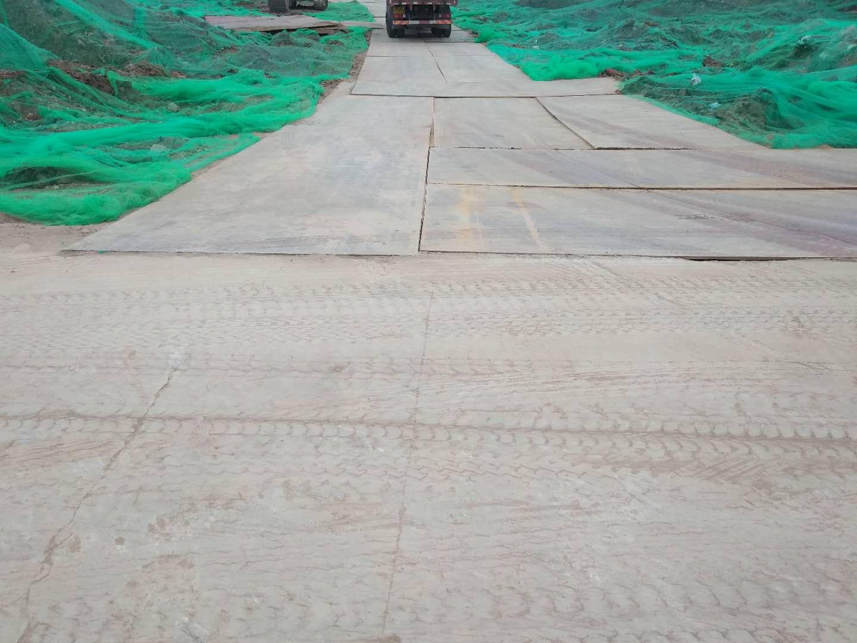 铺路钢板租赁公司