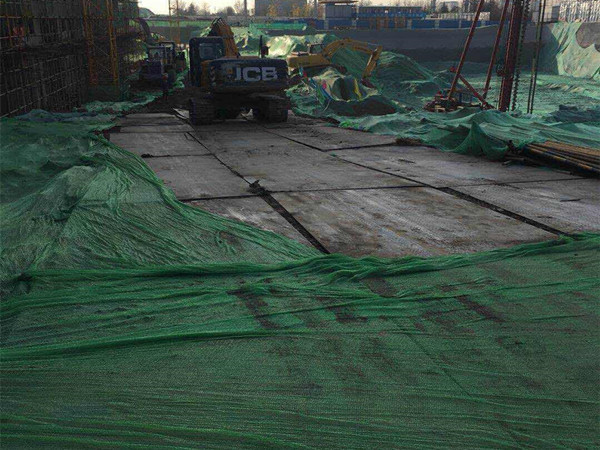 西安建筑钢板租赁价格