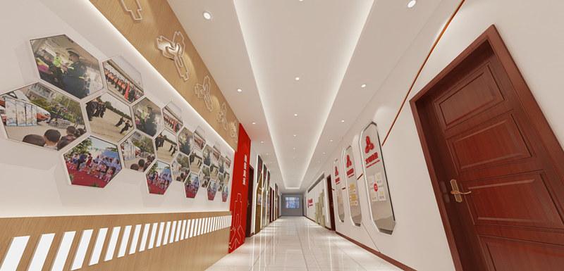 西安企业文化墙