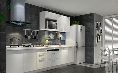 厨房中各个功能间都需要有哪些设备工具?