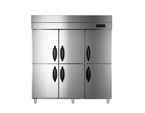 厨房六门双温冰柜