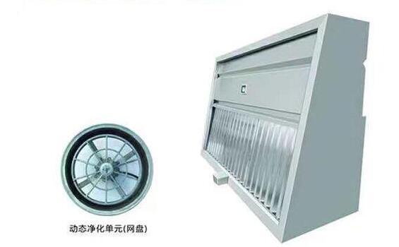 机械式油烟净化一体机