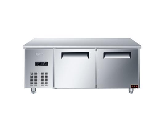 厨房双门平台冰柜