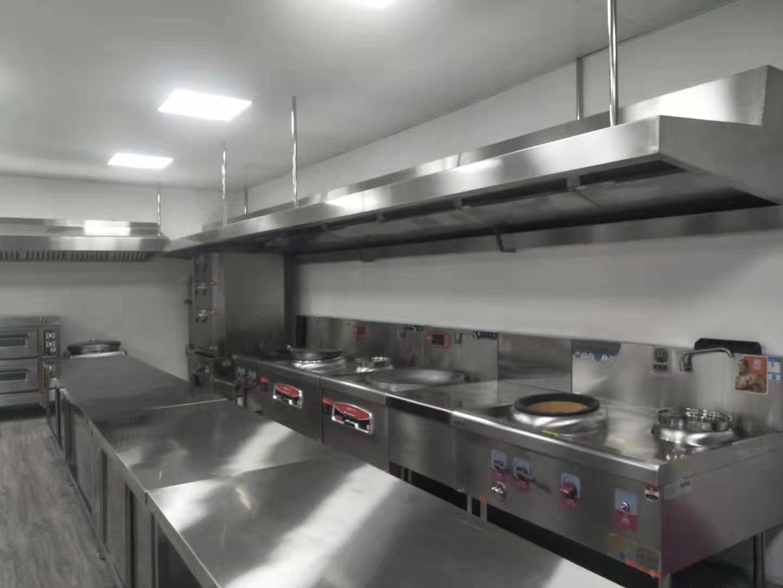商用厨房设备的维护保养