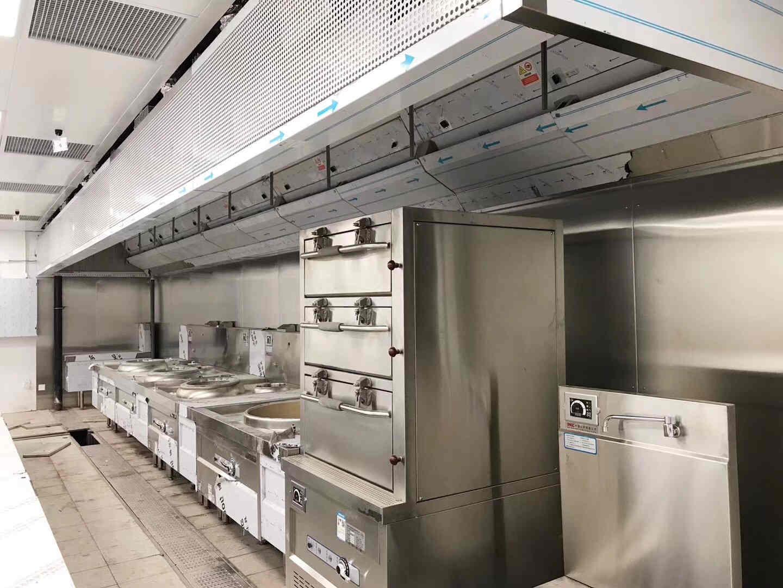 教你如何选购即使用又美观的西安商用厨房设备