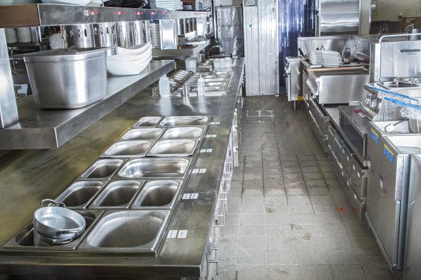 酒店厨房设备安装前的注意事项