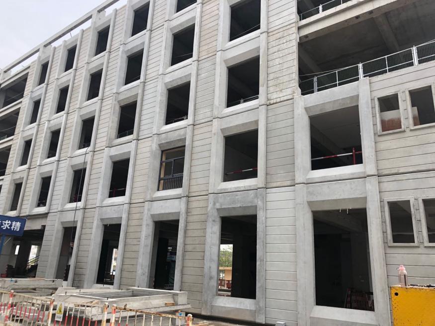 新型轻质高强结构陶粒,在装配式混凝土结构体系中的应用