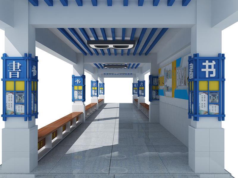 文化连廊设计