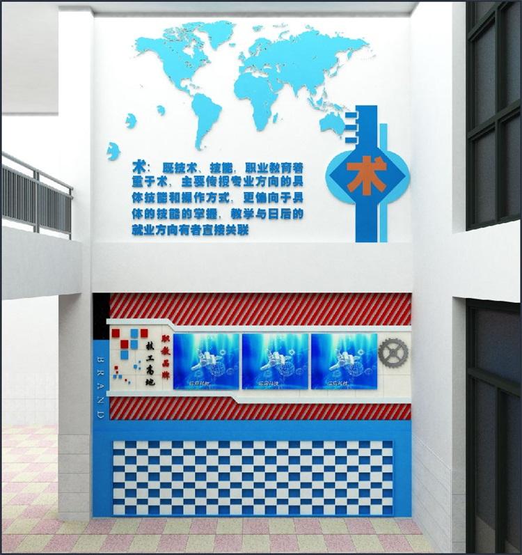 陕西创意校园文化设计服务