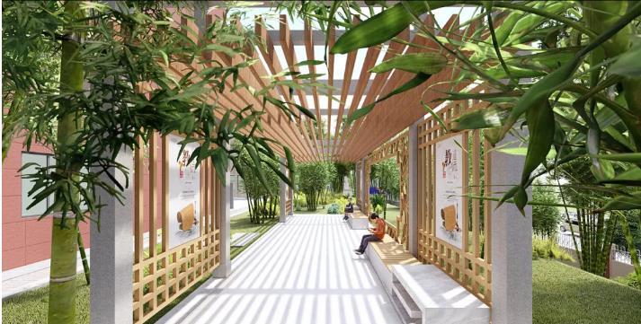 西安文化景观设计
