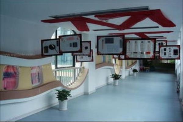 西安校园文化设计
