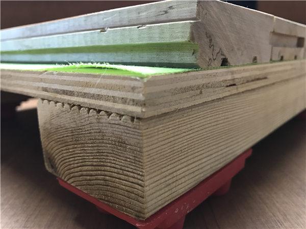西安运动木地板定制