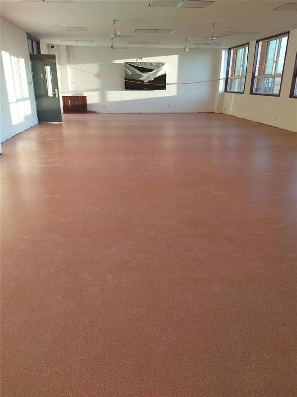 PVC塑胶地板场地