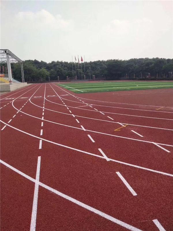 西安透气性塑胶跑道