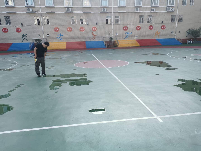 西安塑胶跑道在学校铺装的要求有哪几点?