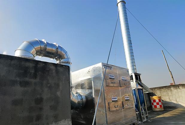 浅析废气处理行业现状以及发展前景