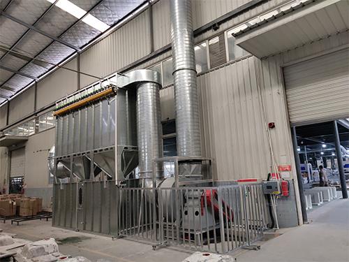 四川焊烟废气处理设备生产基地