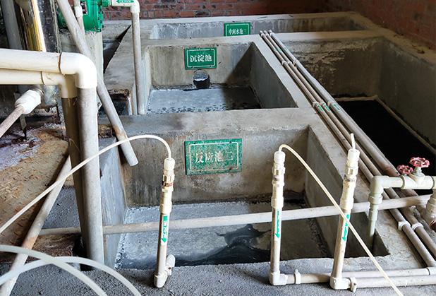 成都污水处理工程案例
