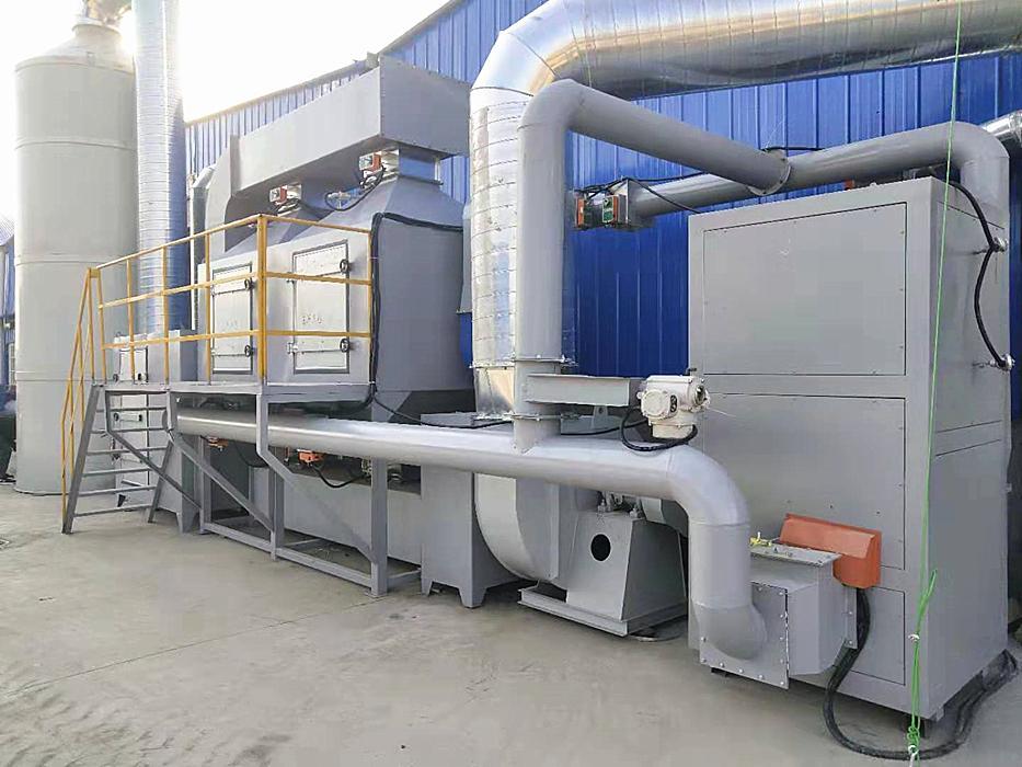 喷漆房废气处理的风量值经验计算