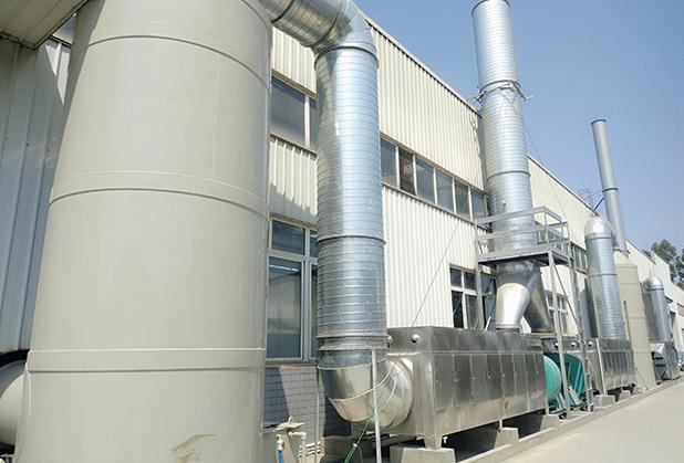成都废气处理需要哪些设备,怎样选择成都环保设备?