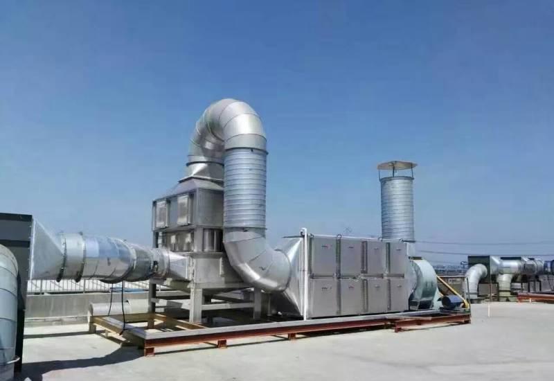 四川喷漆废气处理设备