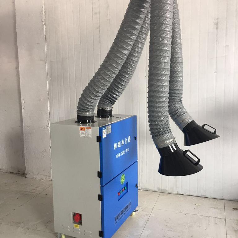 你知道成都焊烟废气处理设备的优势吗?