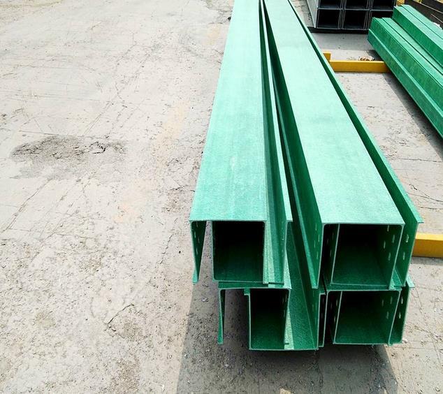 武汉玻璃钢电缆桥架