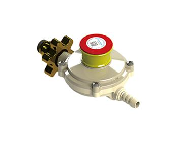 陕西瓶装液化石油气调压器