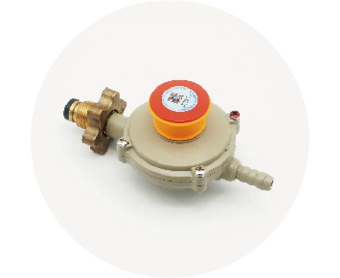 瓶装液化石油气调压器