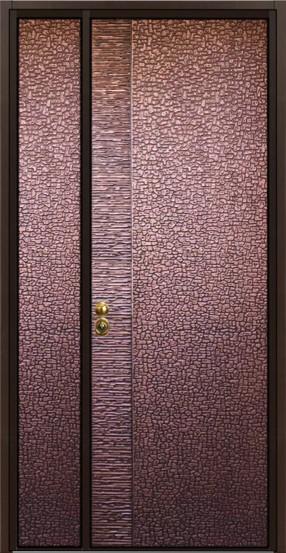 铜木装甲门