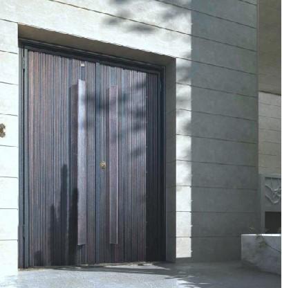 装甲门和防盗门有什么区别?体现在哪些方面!